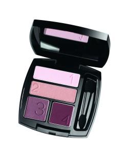 avon-ultra-color-cuarteto-de-sombras-romantic-mauves-look-floral-awakening